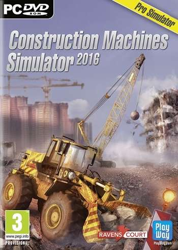 Construction Machines Simulator PC Game Español