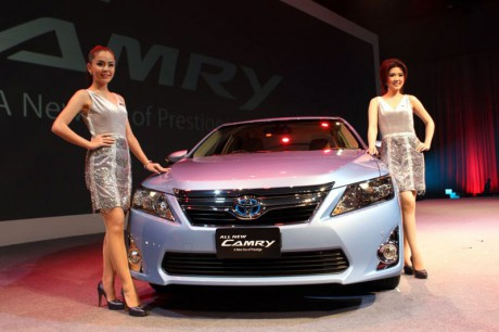 2013 Toyota Camry Release Date, Redesign & Owners Manual