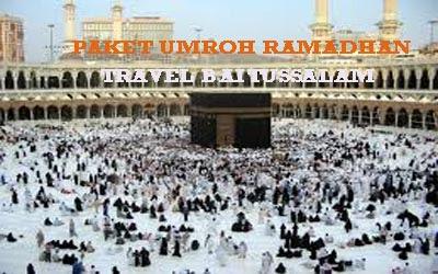 biaya umroh ramadhan 2013