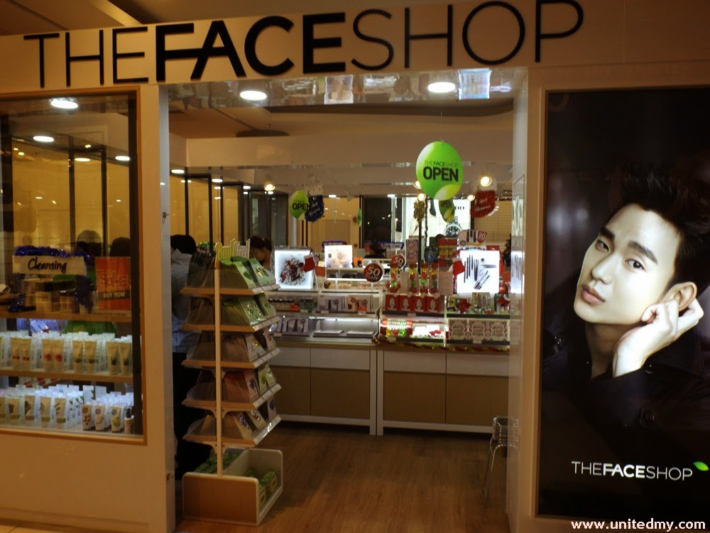 The Face Shop  Oceanus Waterfront Mall