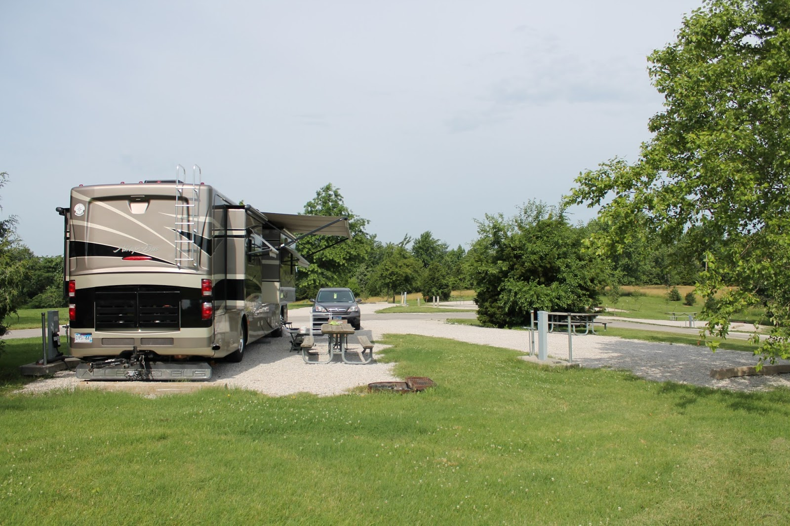 The roadrunner chronicles making our way to wisconsin - Independence rv winter garden florida ...