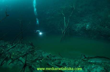 Misteri Angelita Canote Sungai Dalam Air, Sumur Sakral Suku Maya di Meksiko