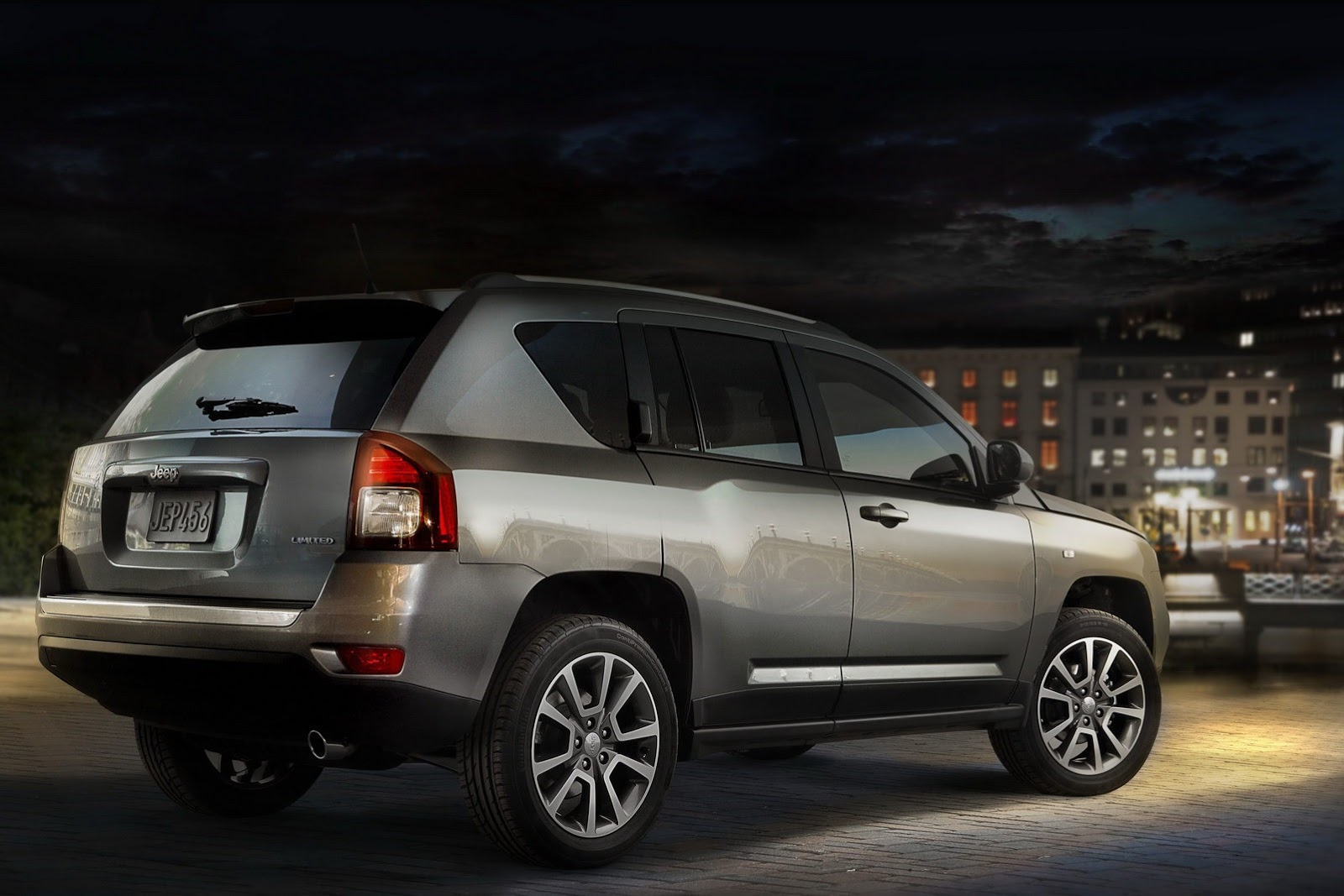 2014 jeep compass with new 6 speed auto heads to geneva for its european premiere. Black Bedroom Furniture Sets. Home Design Ideas