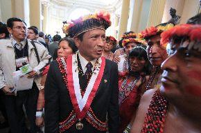 LEY DE CONSULTA INDIGENA PROMULGADA