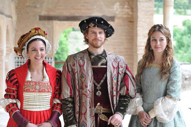 Temporada Televisiva 2015 - 2016 España: Series