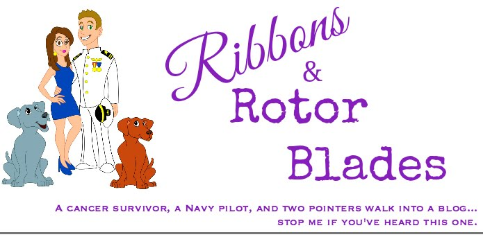 Ribbons and Rotor Blades