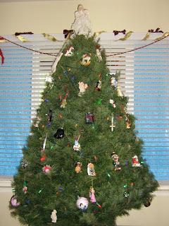 Pohon Natal Yang Indah