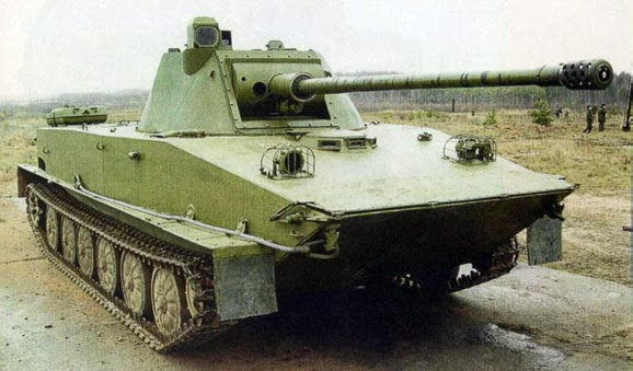 normal tank with round turret