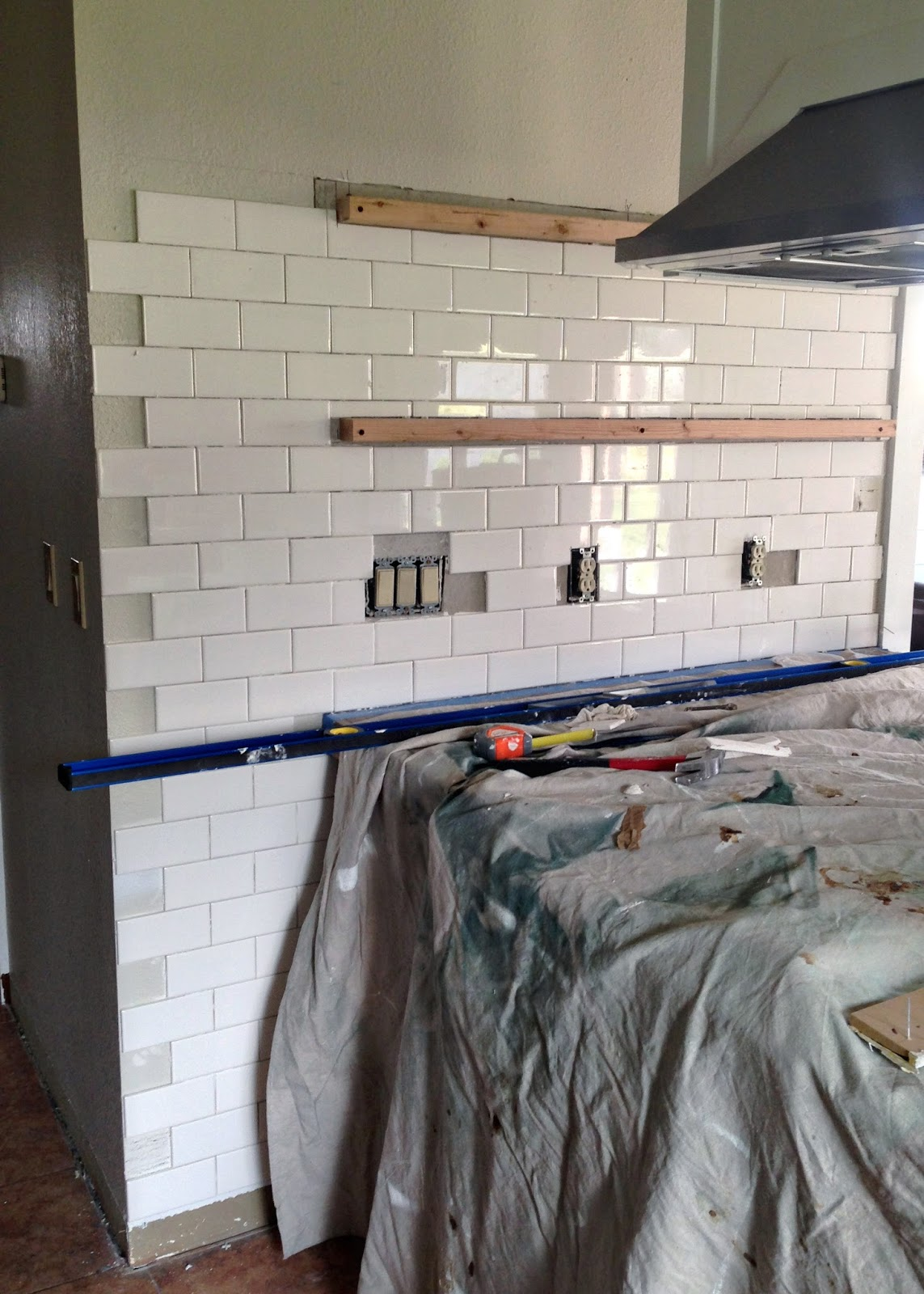 Subway tile installation tips on grouting with fusion pro averie the dailygadgetfo Gallery