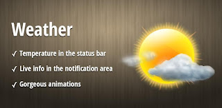 Clima - Weather Para Tablet Pc