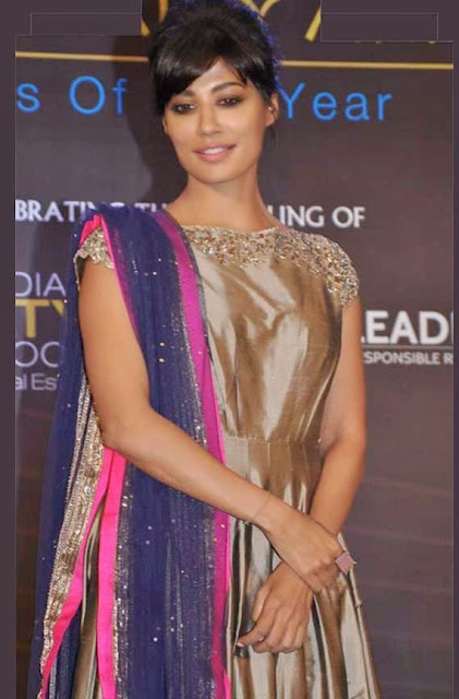 1837 - Bollywood Actress Chitrangda Singh at Indian Realty Awards 2013