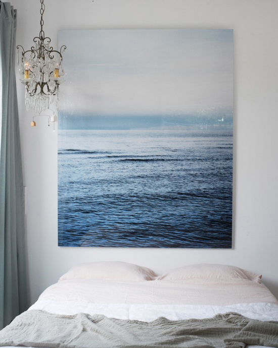 DECOR TREND Large scale wall art  Photography by Ditte Isager for new book,