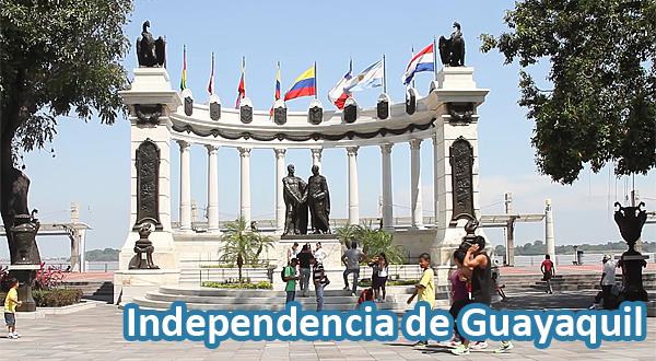 independencia guayaquil resumen