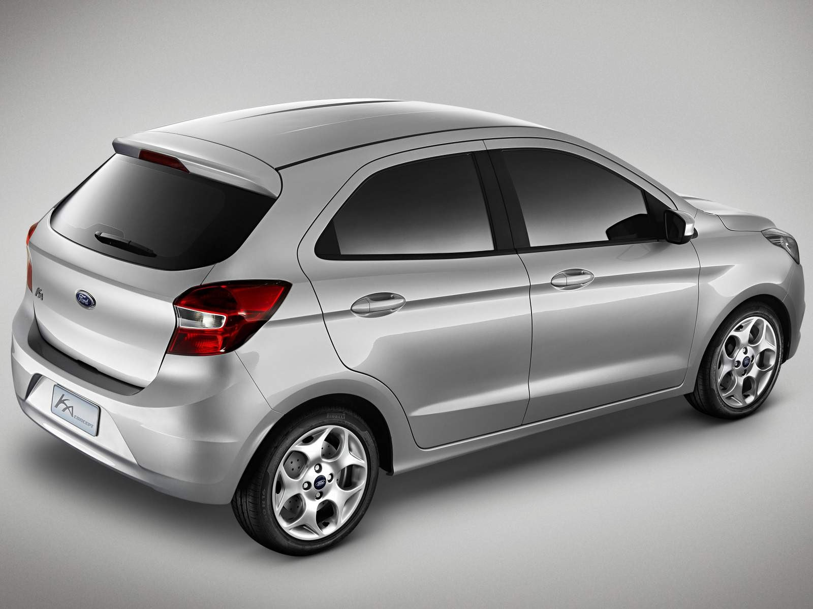novo ford ka 2014 fotos e v deo de apresenta o car blog br. Black Bedroom Furniture Sets. Home Design Ideas