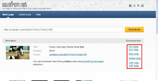 Download Video Dari Youtube