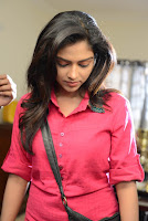 Cute, Amala, Paul, In, Pink, Shirt