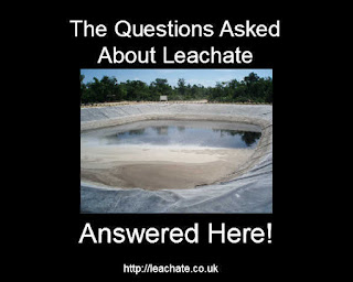 Answers to Questions About Leachate