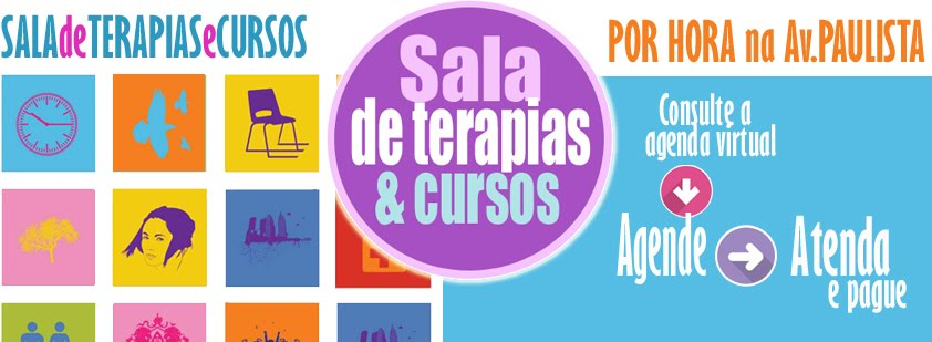 Sala de Terapias e Cursos