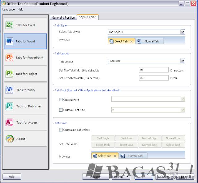 Office Tab Enterprise 9.1 Full Serial 2