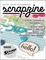 PUBLICAÇÕES Digitais - SCRAPZINE  #01