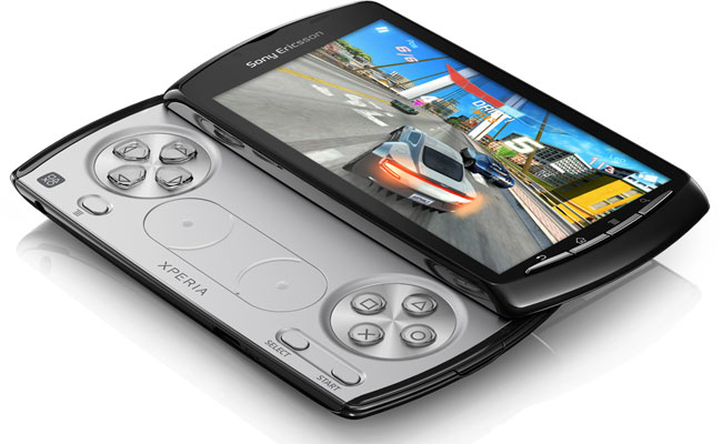 sony ericsson xperia playstation play. Play the launch of Xperia with