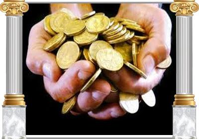 ganancia dinheiro poder deuses bibliacenter Os deuses de nossa geração