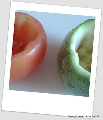 verdure ripiene