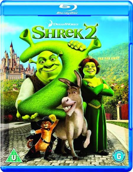 ดูการ์ตูน  Shrek 2 เชร็ค 2