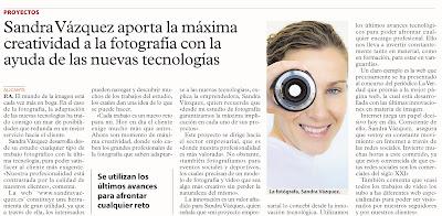 Articulo La Verdad de Alicante
