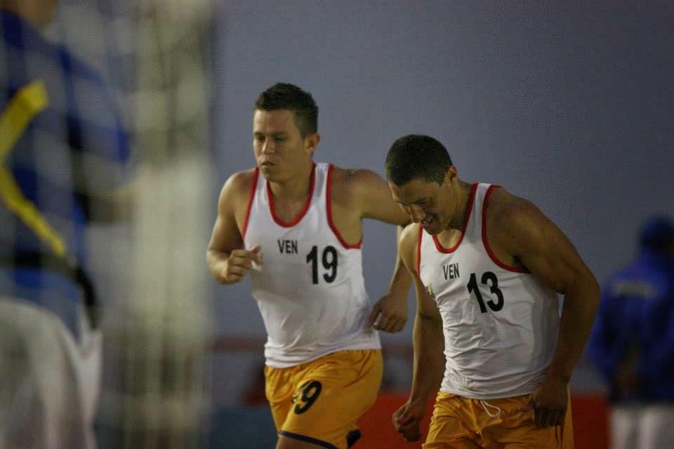 Beach: Extensa gira de Venezuela  por Brasil | Mundo Handball