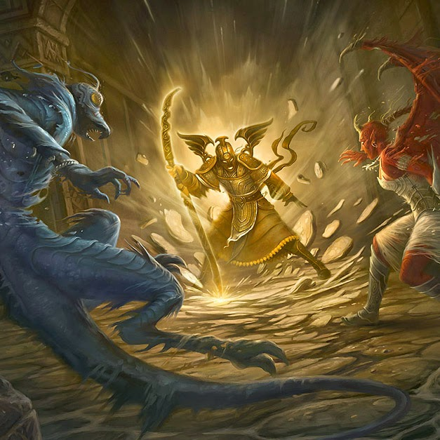 Power Score Dungeons Amp Dragons How To Start A Campaign