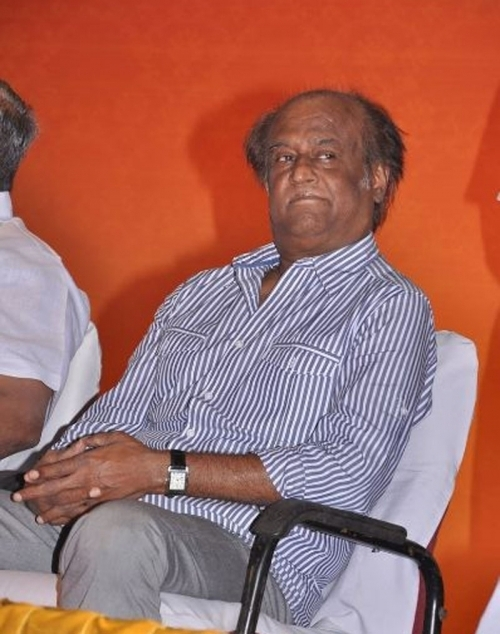 Rajanikath at Chidambaram Book Launch