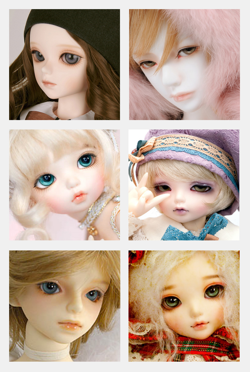 DOLL WISHLIST