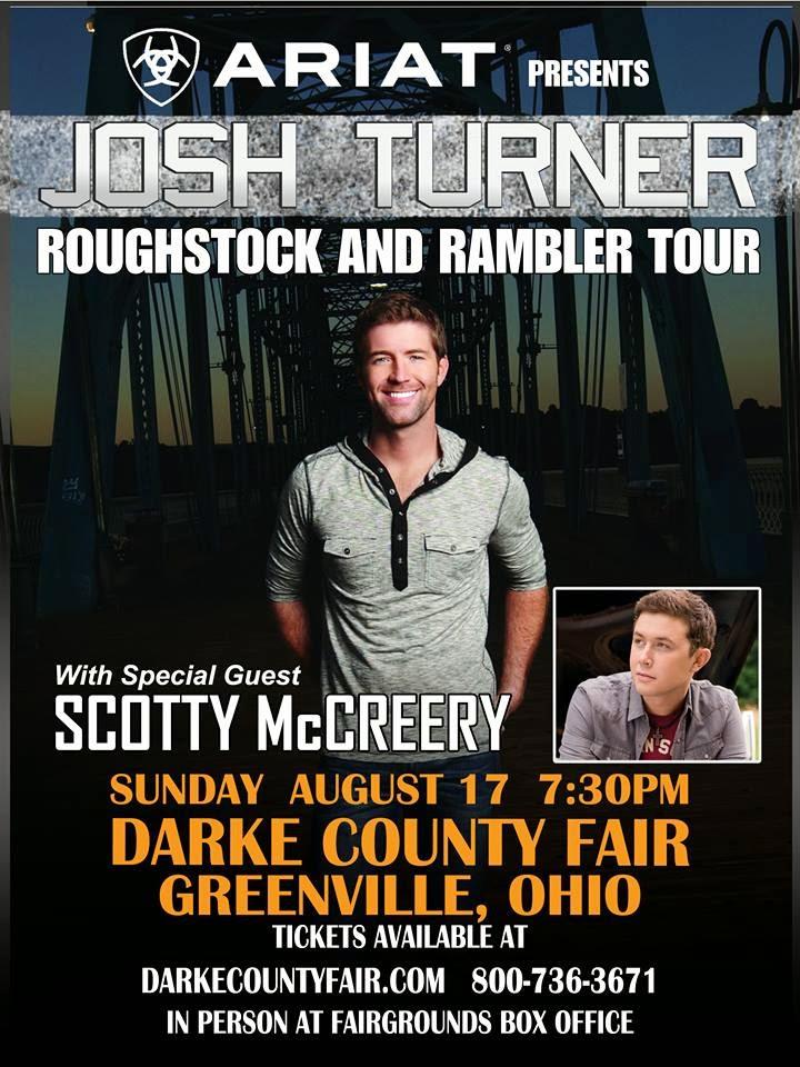 Josh Turner Tour Opening Act