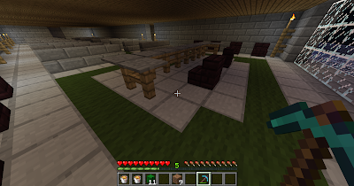 Minecraft: Council chamber