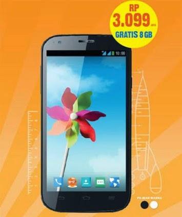 harga HP Bolt 4G Powerphone terbaru 2015