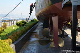 Gölcük Yarhisar Müze Gemi