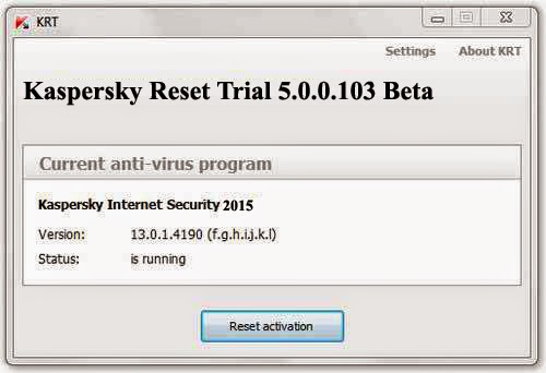 kaspersky internet security free download with key
