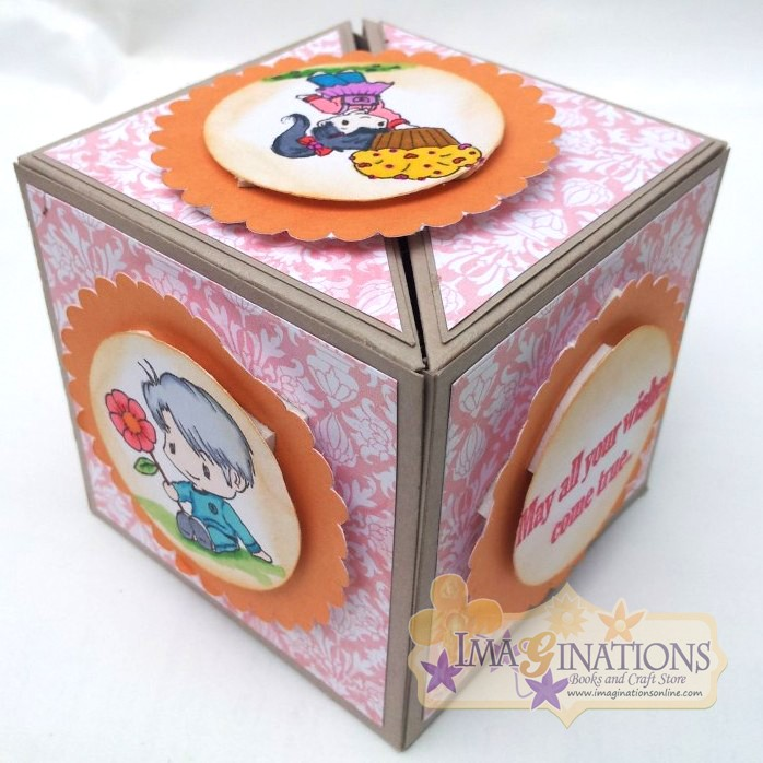 Imaginations: Secret Box