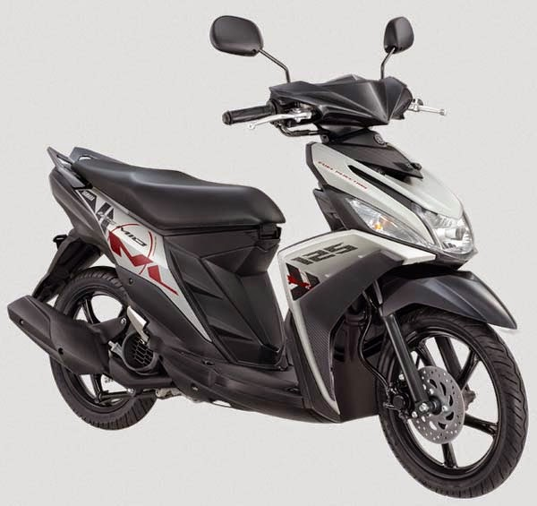 Blue Core Yamaha Matic Yamaha Mio m3 125 Blue Core