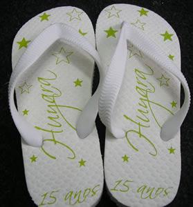Sandálias Personalizadas para Brindes