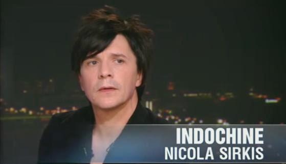 """¡Exclusivo! Nicola Sirkis (Indochina) : """"Si voy al Perú, quiero ir con un concierto como se hace en Francia"""""""