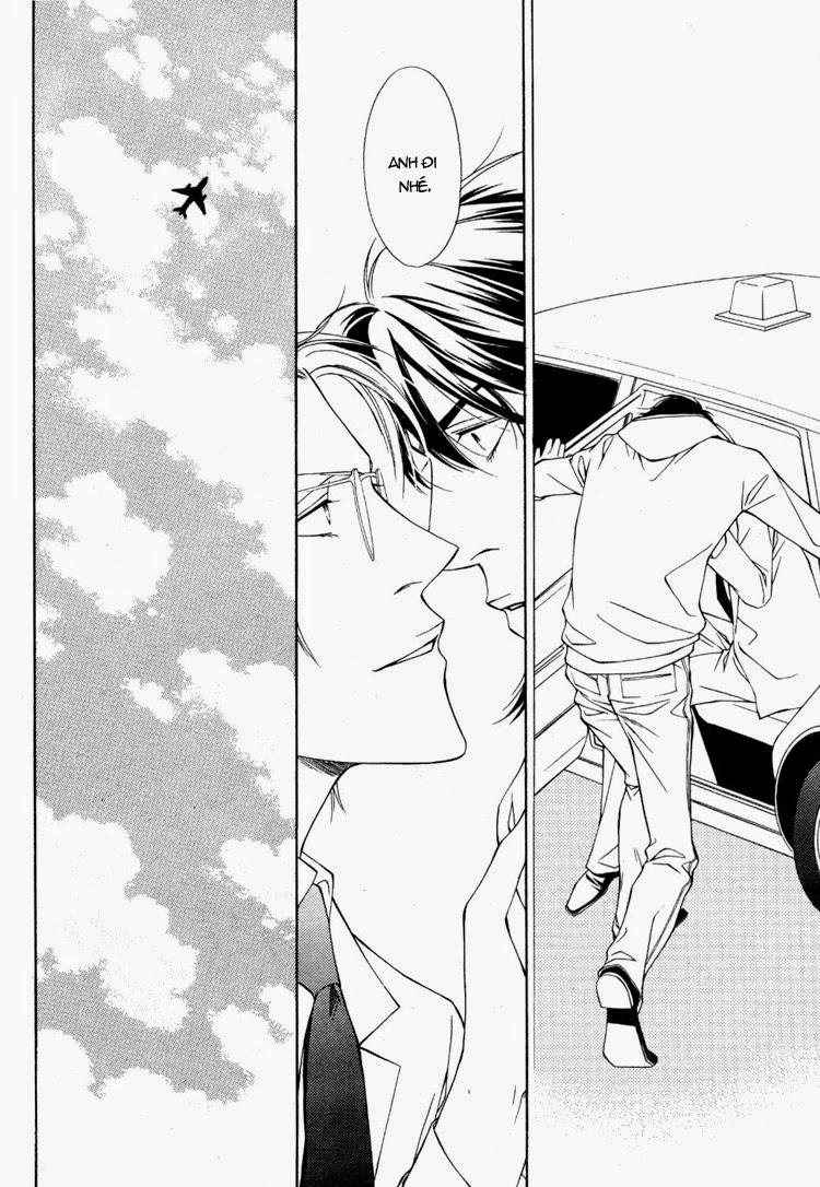 TruyenHay.Com - Ảnh 32 - Gokujou no Koibito Chương 20 - END