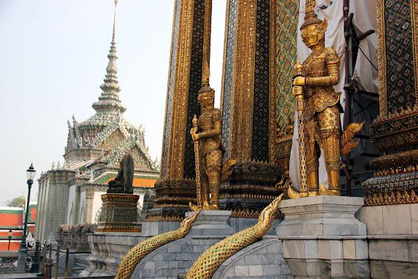 Panteon Real - Gran Palacio Real de Bangkok