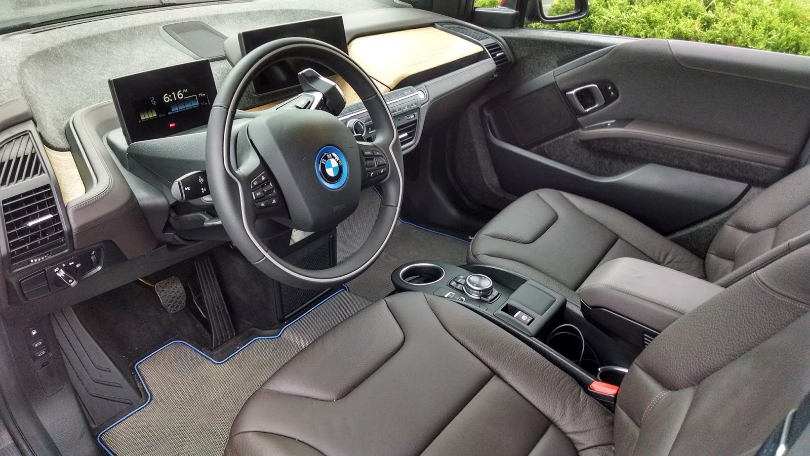 the electric bmw i3: bmw i3 rex one year review