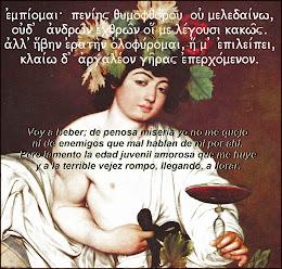Lágrimas de Teognis