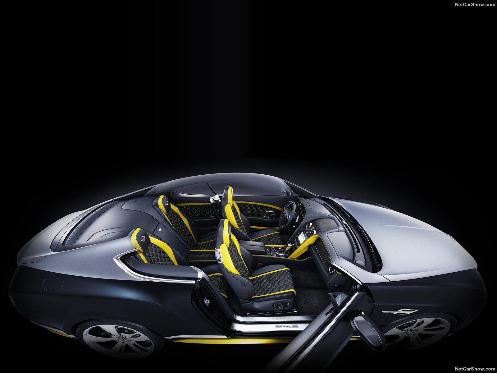 Hình ảnh xe ô tô Bentley Continental GT Speed Breitling Jet Team Series 2016 & nội ngoại thất