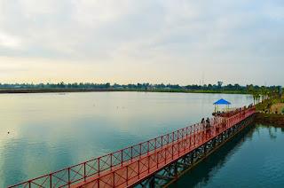 Bosen ngisi weekand ataupun liburan kalian dengan yang itu Spot Piknik di Palembang