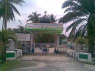 pintu gerbang Daar Al-Uluum