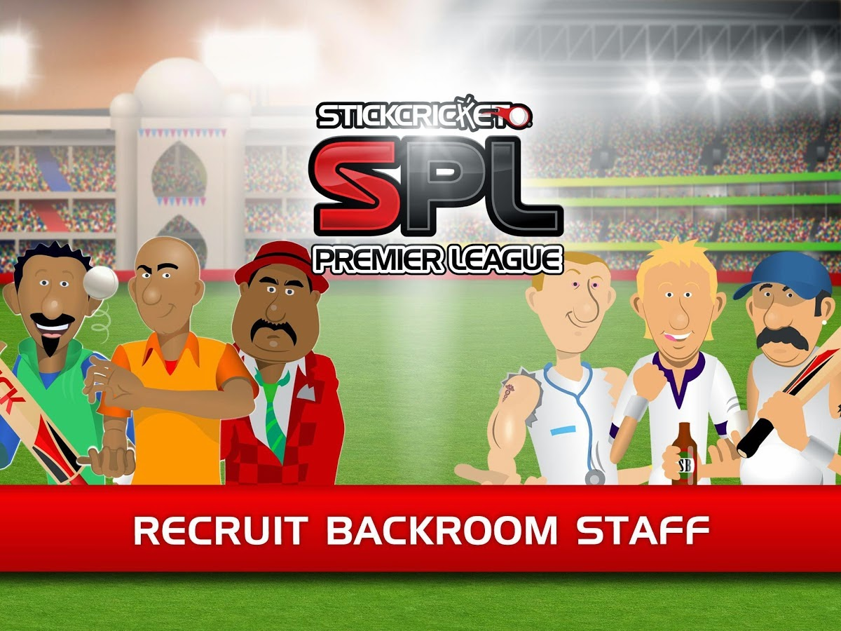 Stick Cricket Premier League 1.2.2 MOD APK (Unlimited Money)